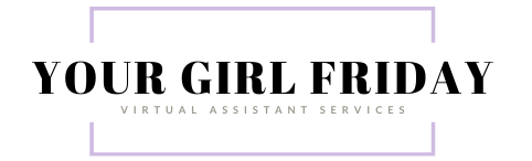 your-girl-friday-virtual-assistant-logo